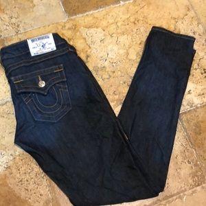 True Religion New Skinny Jeans